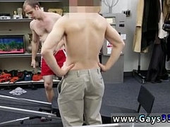 Gay pawn free clips Fitness trainer gets assfuck banged