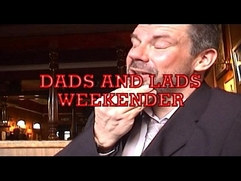 Trigas Dads and Lads Weekender Trailer