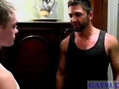 Gay xxx homo anal young Stuart takes the notion of apartment service