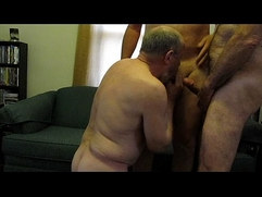 Daddies sucking fat Cock pt.