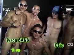 Gang Bang au Cine 155