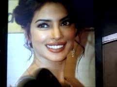 Cum Short Tribute To Prianka Chopras face
