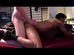 servicing to a german student boy with big cock - onlyfans.com/alandooro