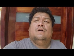 Hot Latin BBW Mym Tum Tum gives a cold ice cream for his Hot Body