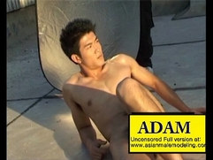Asian Male Model Adam