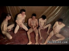 18 year old guys masturbating All the men have nuts total of jizz and