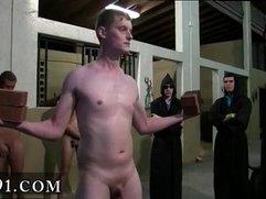 Frats guys nude tube hairy slim gay This week's HazeHim obedience