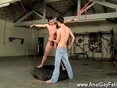 Gay boy camps movies Big dicked guy Jake is well-prepped and naked,