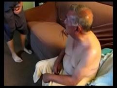 Abuelo Cachondo Horny Grandpa
