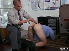 Straight boys gay clip gallery and guy strips fingered Since the Boss